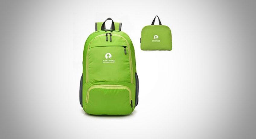 meilleur sac à dos pliable de voyage